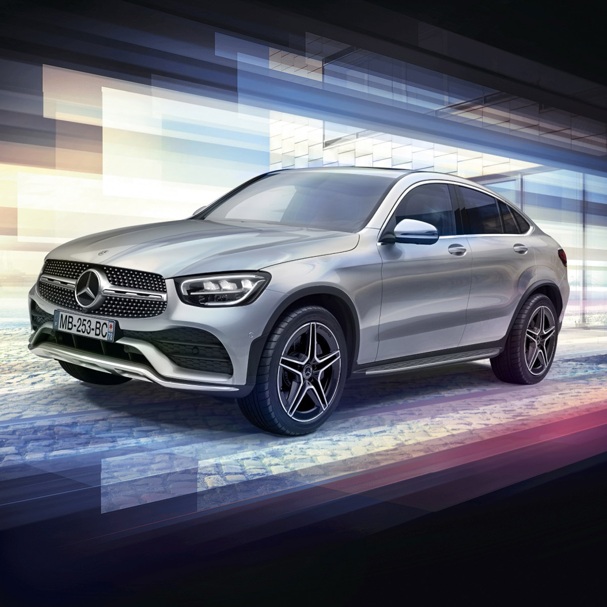 glc coupe business line
