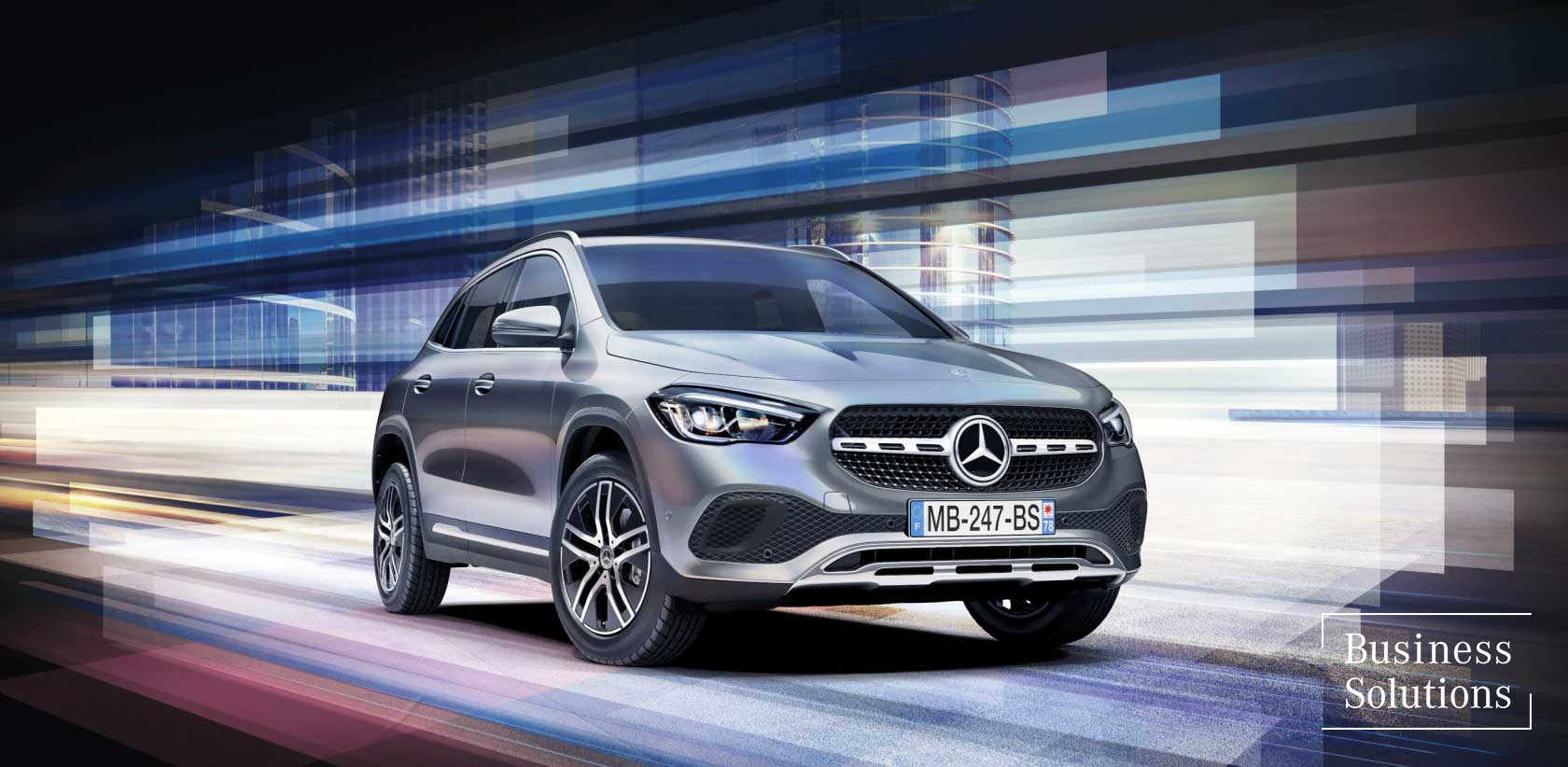 mercedes-benz gla business solutions